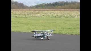 Karlův Henshel 123 - Zálet A Crash