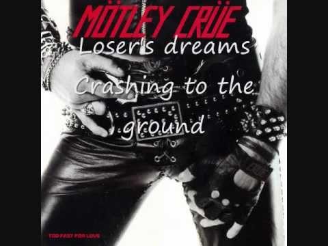 Tekst piosenki Motley Crue - Public Enemy #1 po polsku