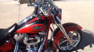 3. 2011 Harley Davidson CVO Softail Convertible FLSTSE2