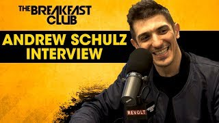Video Andrew Schulz Weighs In On Gender Inequality, Pregnancy Porn & Other Touchy Topics MP3, 3GP, MP4, WEBM, AVI, FLV September 2018