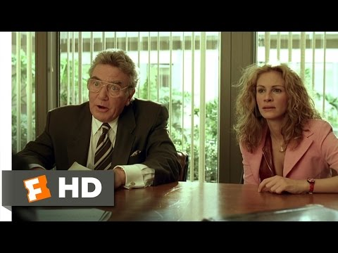 Erin Brockovich (4/10) Movie CLIP - I Thought We Were Negotiating Here? (2000) HD