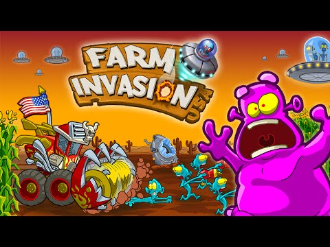 Video of Farm Invasion USA - Premium