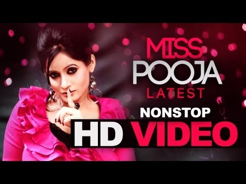 Miss Pooja Nonstop Hit Songs | Jukebox – 1 | Full HD Brand New Punjabi Song 2013
