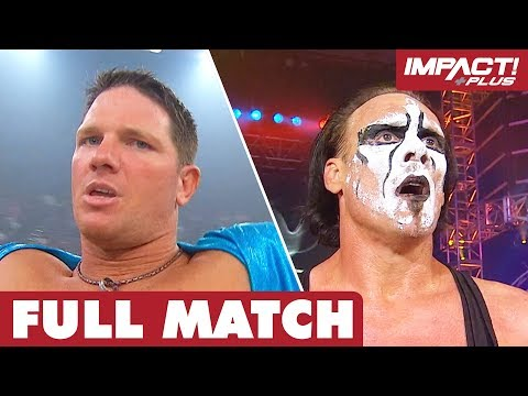 AJ Styles vs Sting: FULL MATCH (Bound For Glory 2009) | IMPACT Wrestling Full Matches