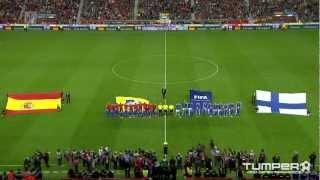 2014 FIFA World Cup qualification: Spain - Finland 1-1 (0-0) 49