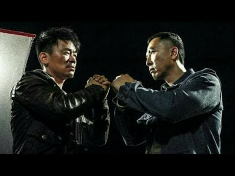 Kung Fu Jungle final battle scene   Donnie Yen vs Wang Baoqiang