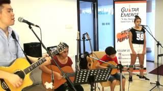 Guitar Emerge - Student Performance 26 Nov 2016 (Part 5)