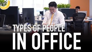 Video Types Of People In Office MP3, 3GP, MP4, WEBM, AVI, FLV April 2019