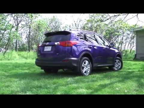 Review: 2014 Toyota Rav 4