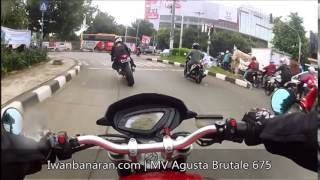 5. MV Agusta Brutale 675 road test - Great Bike!!