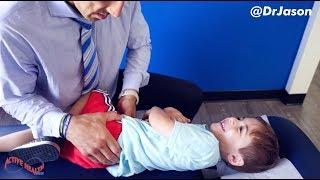 Video Dr. Jason - FULL SPINE WELLNESS VISIT FOR 4 YEAR OLD (HUGE LOWER BACK RELEASE) MP3, 3GP, MP4, WEBM, AVI, FLV Maret 2019