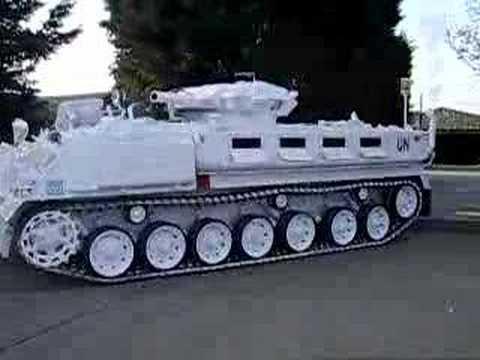 Tank Limo!