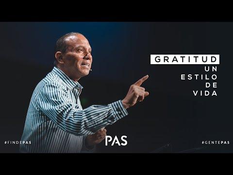 Gratitud, un estilo de vida - Sixto Porras