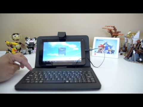 Proscan 7-inch Android Tablet from Big Lots First Impressions