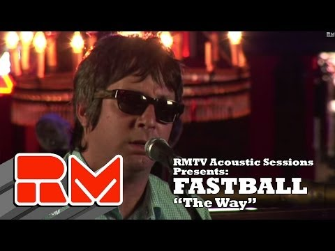 fastball - Fastball plays their hit song THE WAY for RMTV. Real Magic TV sat down with Fastball at Kenny's Castaways in New York CIty for an exclusive acoustic session ...