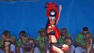 http://ozoutback.com.au A Tahitian drum dance by a spectacular performer of the