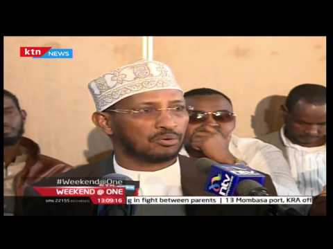 Weekend at One 27th August 2016 - Full Bulletin - Wetangula wants Mudavadi's Support