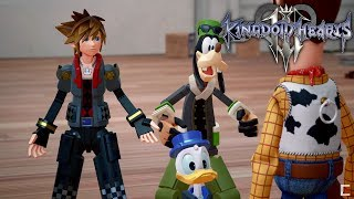 In this reaction to the latest Kingdom Hearts 3 trailers from both E3 and D23 2017, something that's been long overdue finally arrives, and it's got me freaking pumped! And also, a release window!Become a Picky Penguin! ►► http://goo.gl/p7v6qFacebook ►► https://www.facebook.com/NicoB7700Twitter ►► https://twitter.com/NicoB7700Thanks for the like/favorite and leaving a comment, guys. They really do help me out, and I'm always happy to hear from you all. :)GAME: Kingdom Hearts 3AUTHOR: Disney and Square Enix