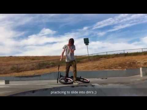 my Okay Video Vlog of Antioch SkatePark n extras