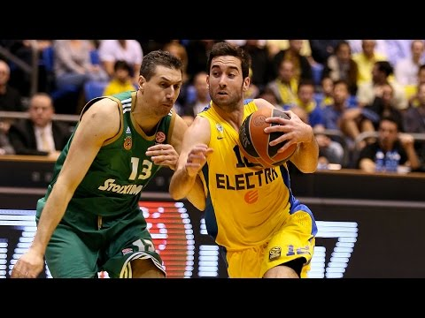 Highlights: Maccabi Electra Tel Aviv-Panathinaikos Athens