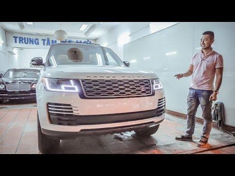 Khám phá nhanh Range Rover 2018 LWB Autobiography giá 14 tỷ tại Việt Nam  |XEHAY.VN| - Thời lượng: 27:02.