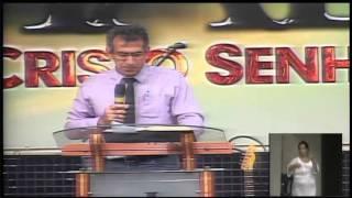 Pr.Silvio Moura - A missão de Jesus é a minha missão? - 07/06/2015