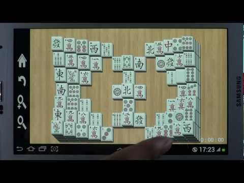 Video of Mahjong