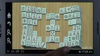 Mahjong YouTube video