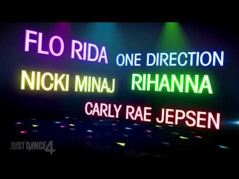 Just Dance 4 : bande-annonce de la gamescom