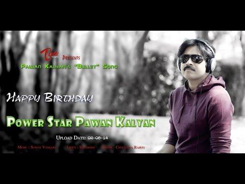 Pawan Kalyans Bullet Song || Power Star Birthday Special
