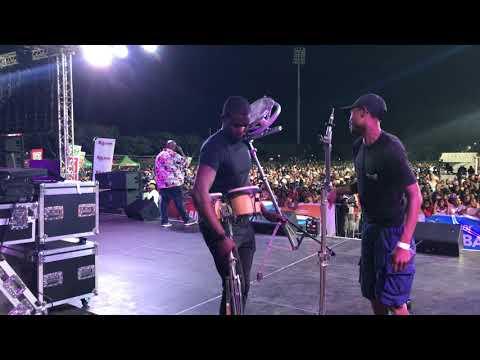 Lvovo Live At KwaMashu 503 Music Festival