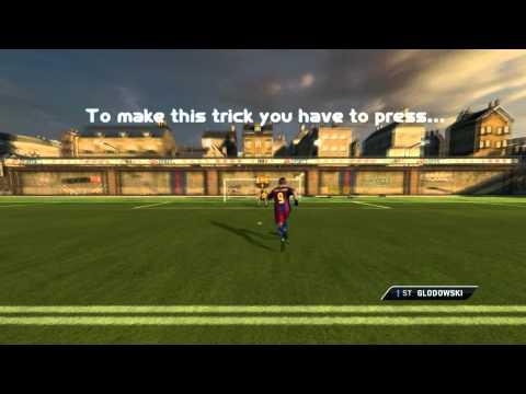 FIFA 11 - Trick & Skills ( PC ) [TuT] Part 1