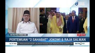 "Video Pertemuan ""Dua Sahabat"" Jokowi dan Raja Salman MP3, 3GP, MP4, WEBM, AVI, FLV Juni 2019"