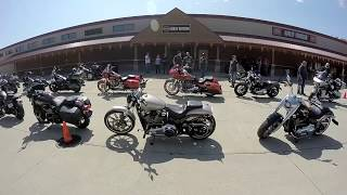6. 2018 Harley Breakout 114 1st Ride Review
