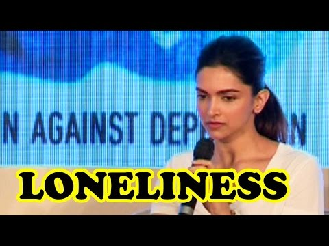 How Did Deepika Padukone Fight Loneliness ?