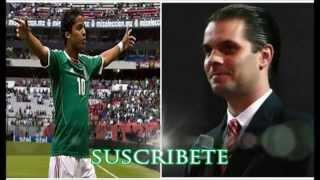 Una Recopilación de estos dos personajes; Martinoli y luis garcía. hacia un seleccionado mexicano, giovani dos santos.