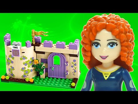 """Конструктор Lego Disney Princesses 41051 """"Горные игры Мериды"""""""