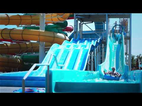 Aquapark Cegléd 2012
