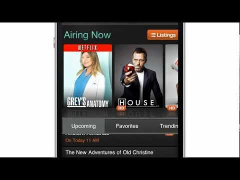 BuddyTV Guide App Turns iPhone into Remote for AT&T U-verse Subscribers