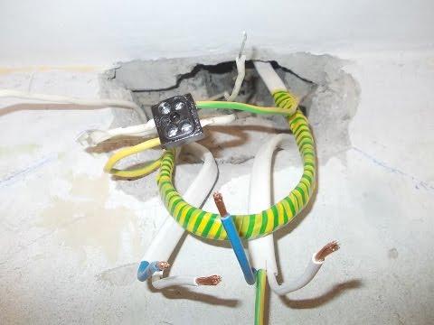 Как правильно поменять проводку в квартире своими руками