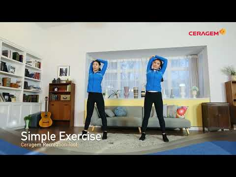 Video Ceragem exercise with Song Simple download in MP3, 3GP, MP4, WEBM, AVI, FLV January 2017