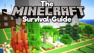 Building Every Biome in Minecraft! • The Minecraft Survival Guide (Tutorial Lets Play) [Part 353]