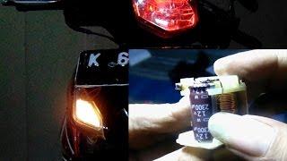 Video Cara Mempercepat Kedip Lampu Sein Ala Bus Antar Kota MP3, 3GP, MP4, WEBM, AVI, FLV Juli 2018