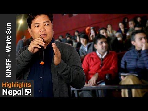 14th KIMFF - Kathmandu International Mountain Film Festival | New Nepali Movie White Sun (видео)