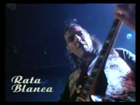 Rata Blanca video Madame X - CM Vivo 1997