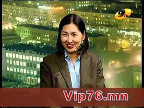 """TV9-""""Өдрийн зочин"""" нэвтрүүлэг"""
