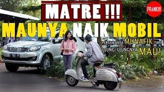 Download Video Awalnya Munafik, Tapi Akhirnya Mau ! CEWEK MATRE ! GOLD DIGGER PRANK (Edisi Vespa) - Prank Indonesia MP3 3GP MP4
