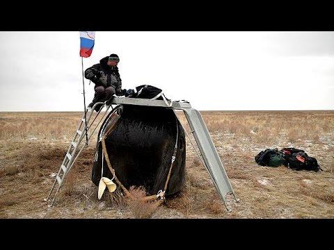 Σκοτ Κέλι και Μιχαήλ Κορνιένκο πίσω στη Γη μετά από 340 μέρες
