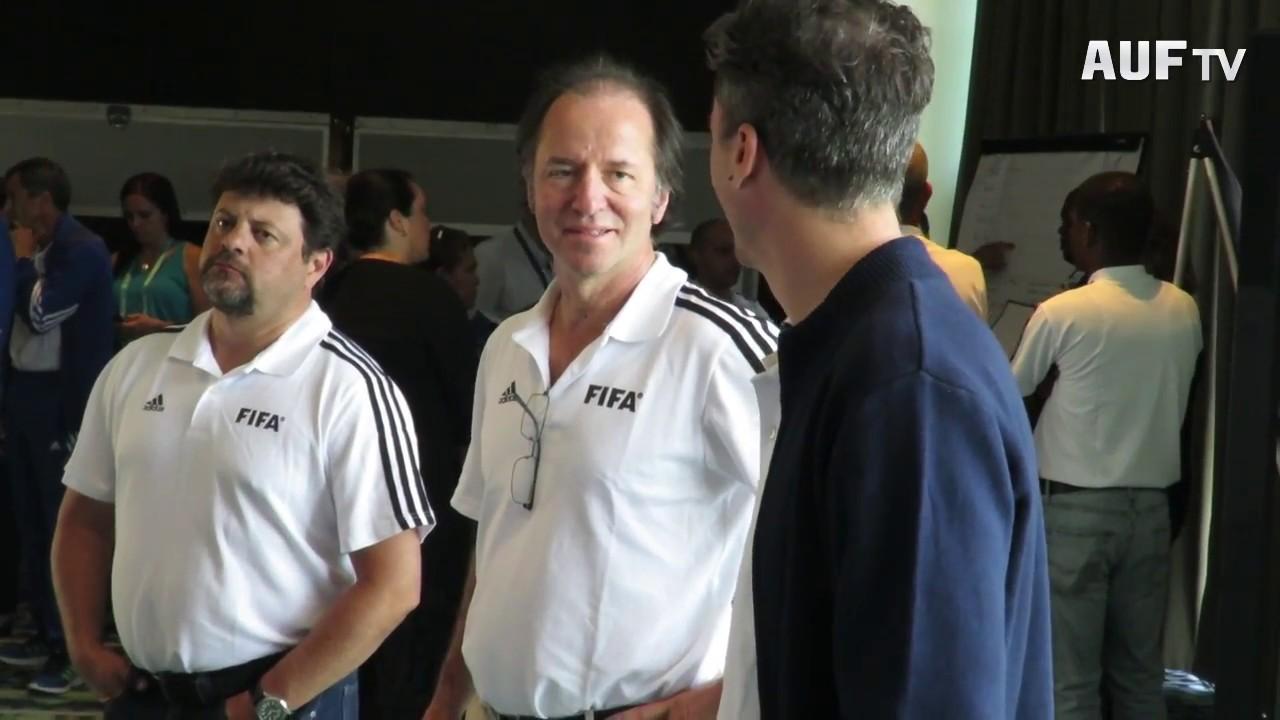 Curso FIFA para Directores Técnicos de Desarrollo