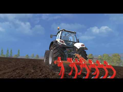 Cultivator / Erpicatore MARINELLI v1
